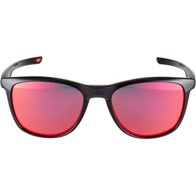 Oakley Trillbe X Sonnenbrille matte black/ruby iridium